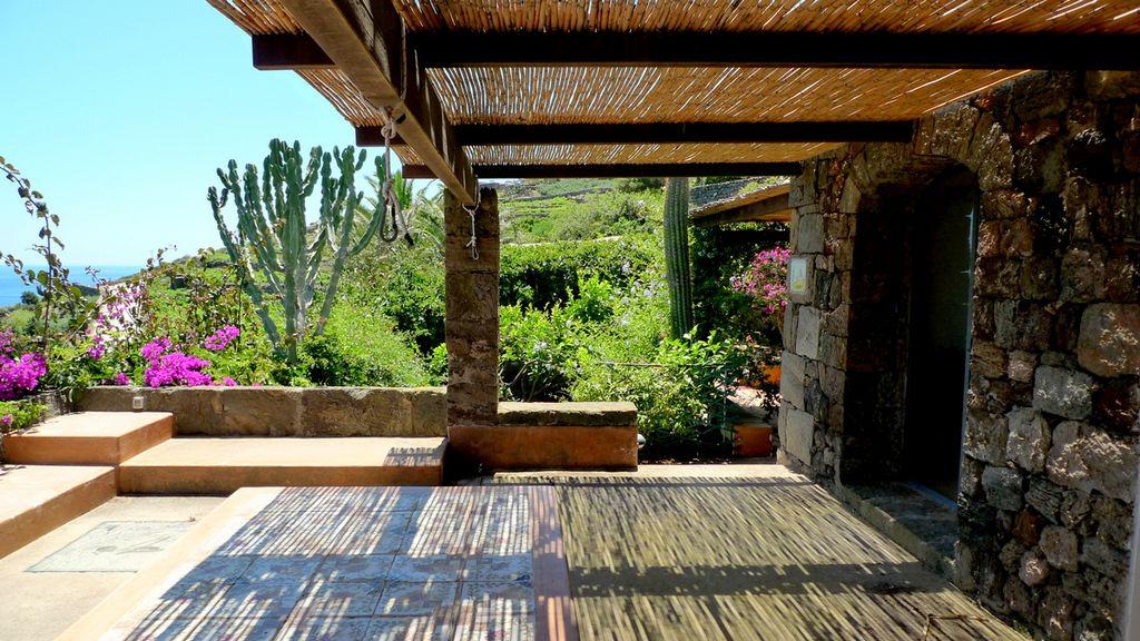 dammuso il saguaro bellissimo ed antico dammuso in un